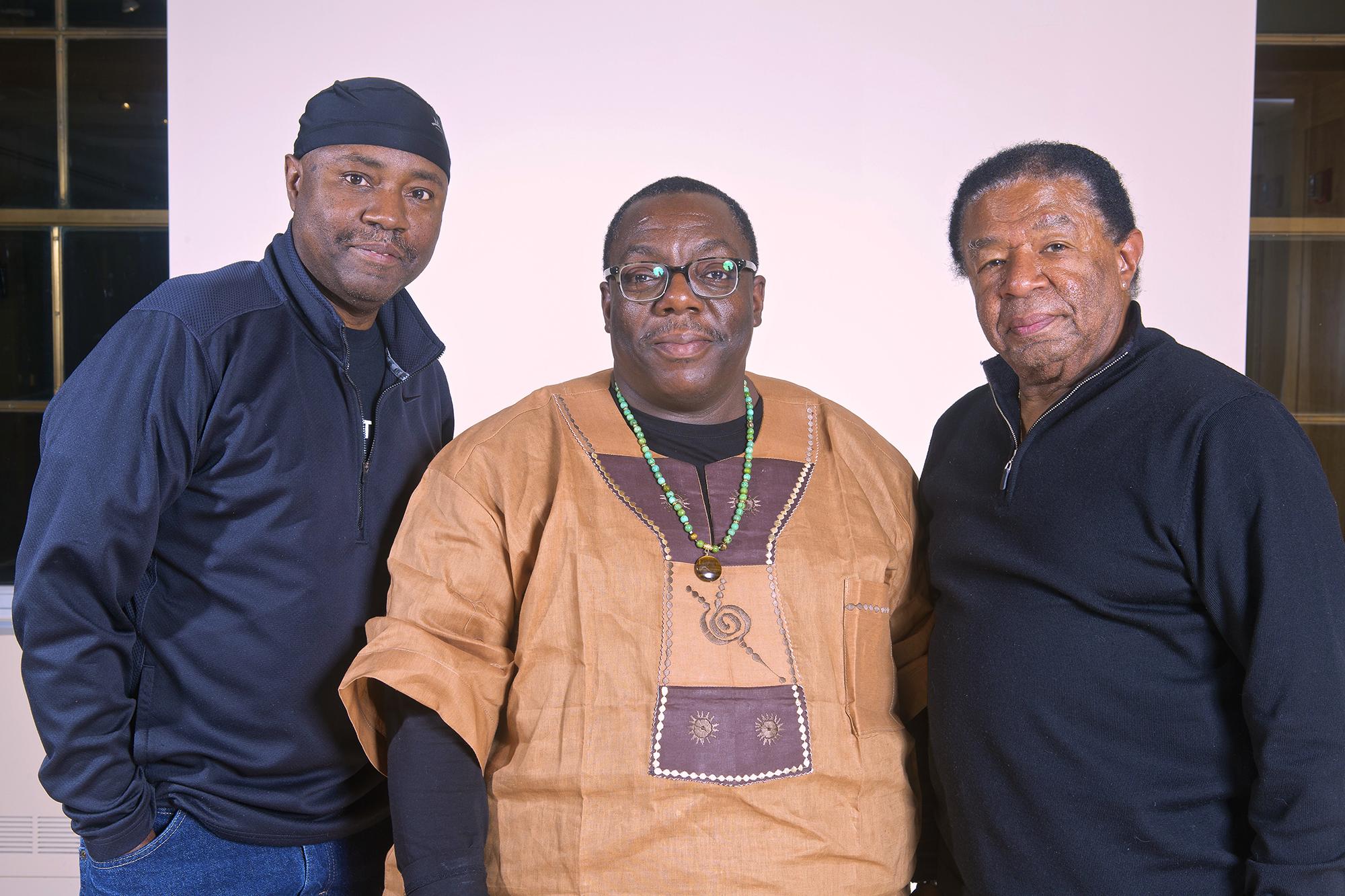 Cyrus Chesnut Trio